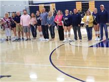 Senior Night, CCHS vs. Olympia 10/05/21