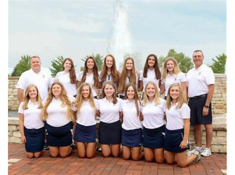 Varsity Girls Golf 2017