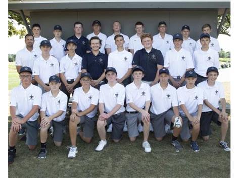 Boys' Junior Varsity Golf