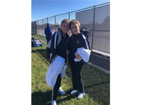 State Girls' Tennis Doubles