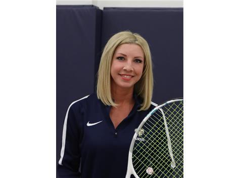 Head Coach Laura Ballard