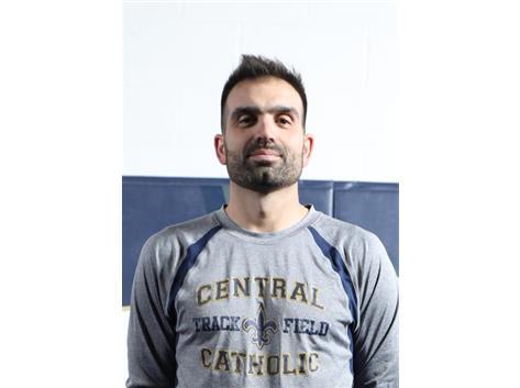 Head Coach Brian Rossi