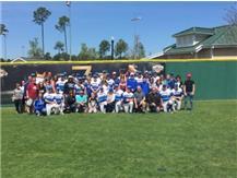 The 2016 Rocket Baseball Family