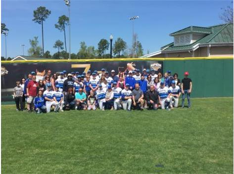 The 2016 Rocket Baseball Family