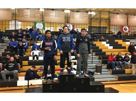 Austin Macias Regional Champion