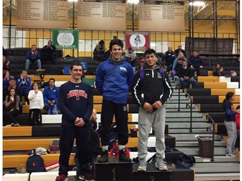 Nick Termini Regional Champion