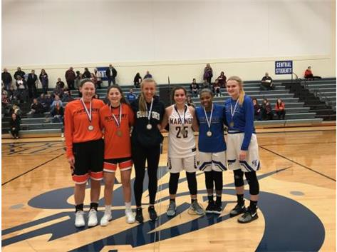 2017 All-Tournament Team