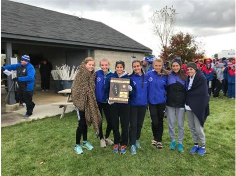 2018 Cross Country Regional Champs