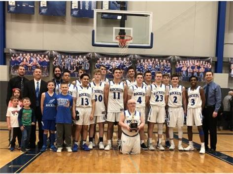 2019 KRC Conference Champs