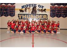 JV Fall Cheer