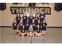 Freshman Girls Volleyball