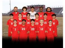 2020-2021 JV Boys Soccer