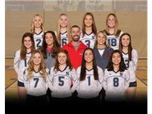 2020-2021 Varsity Girls Volleyball
