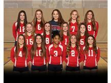 2020-2021 Freshman Girls Volleyball
