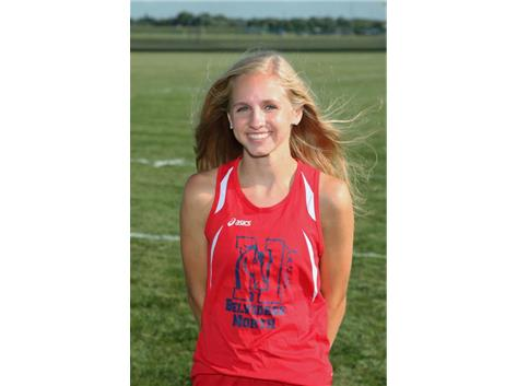 Jenna Lutzow Athlete of the Week