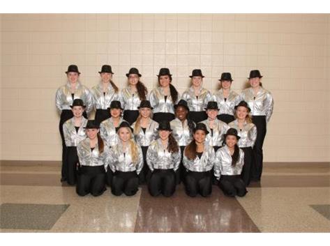 2015-2016 Varsity Competiton Dance