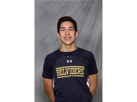 Sebastian Gutierrez Athlete of the Week