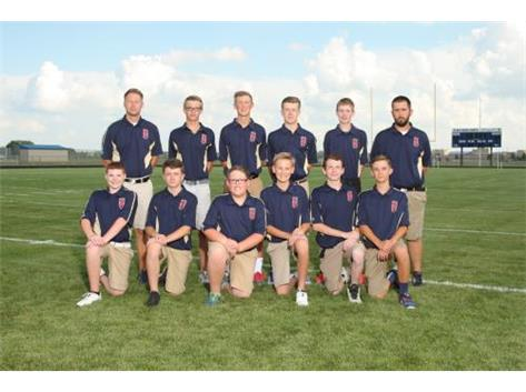 2016 Fresh/Soph Golf