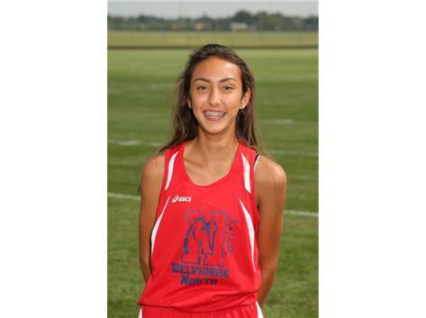 Alexandria Reza Athlete of the Week
