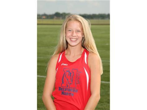 Olivia Zaluckyj Athlete of the Week