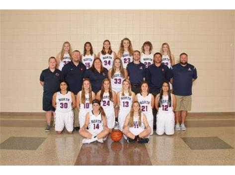 2016-2017 Girls Varsity Basketball