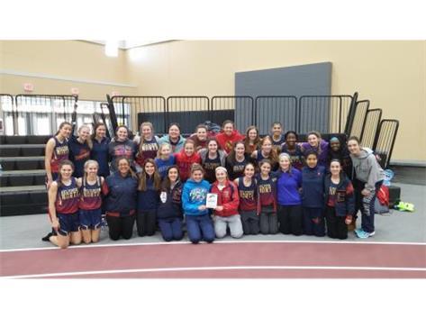 1st place Auburn Invite 2017