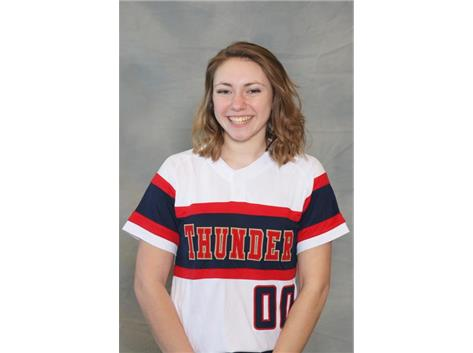 Izzy Bratter Athlete of the Week