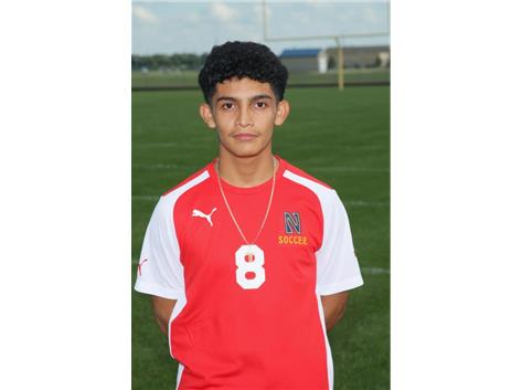 Jovan Ortiz Athlete of the Week
