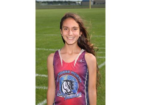 Gianna Sagona Athlete of the Week