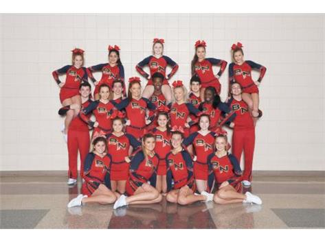 Varsity Competition Cheer