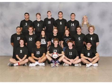 2018 Varsity Boys Co-op Volleyball