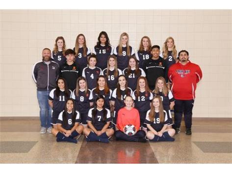 2018 Varsity Girls Soccer