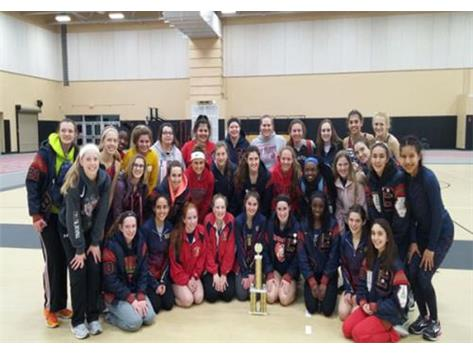 2018 NIC 10 Indoor Conference Champs