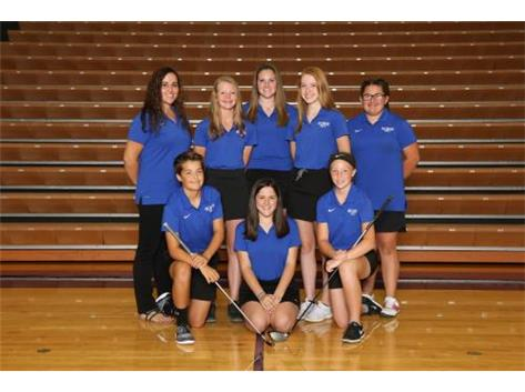 2018 Girls Coop Golf