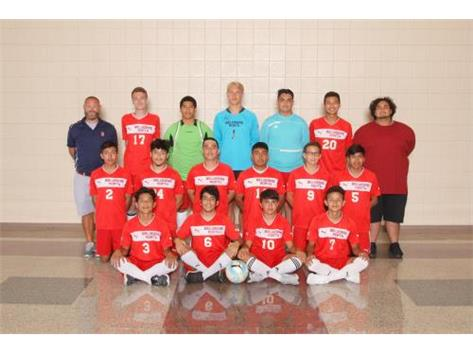 2018 JV Boys Soccer