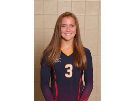 Kaitlin Leider Athlete of the Week