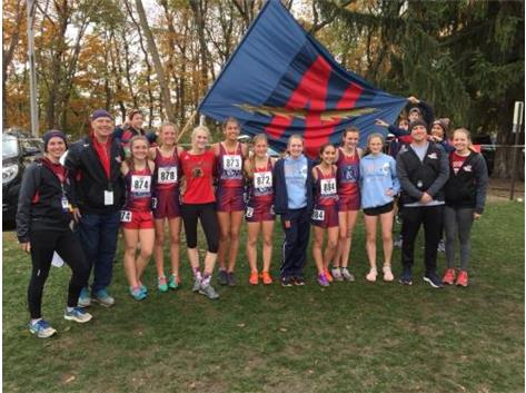 2018 2A GIRLS CROSS COUNTRY STATE CHAMPIONS
