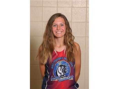 Trina Kazluski Athlete of the Week