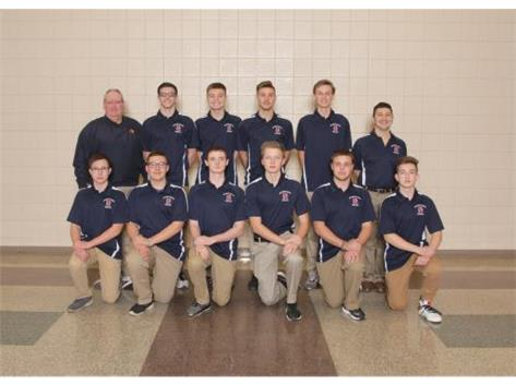 2018-2019 Boys Varsity Bowling