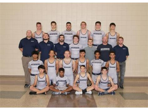 2018-2019 Co-op Varsity Wrestling
