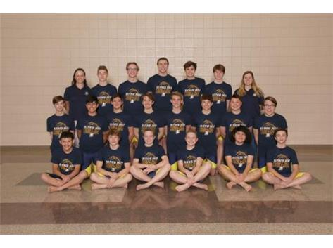 Boys Coop Swimming and Diving