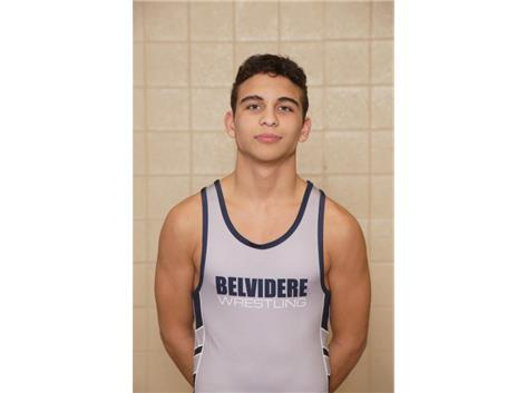 Tony Alvarado Athlete of the Week