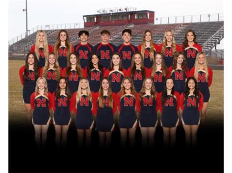 2020-2021 Varsity Sideline Cheerleading
