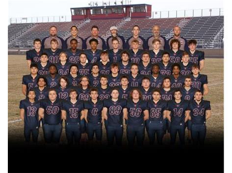 2020-2021 Varsity Football