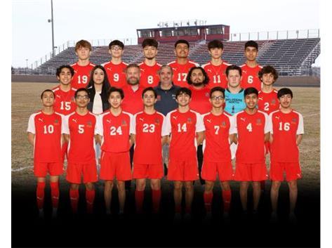 2020-2021 Varsity Boys Soccer