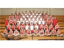 2016 Boys Cross Country Team