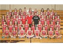 2016 Girls Cross Country Team