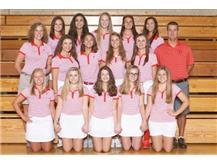 2016 Girls Golf Team