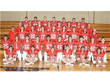 2016 Freshman Football Team