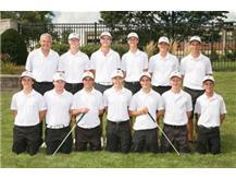 2016 Boys Varsity Golf Team